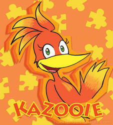 Kazooie by kaorijp