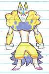 YKWDN Kyubi Character