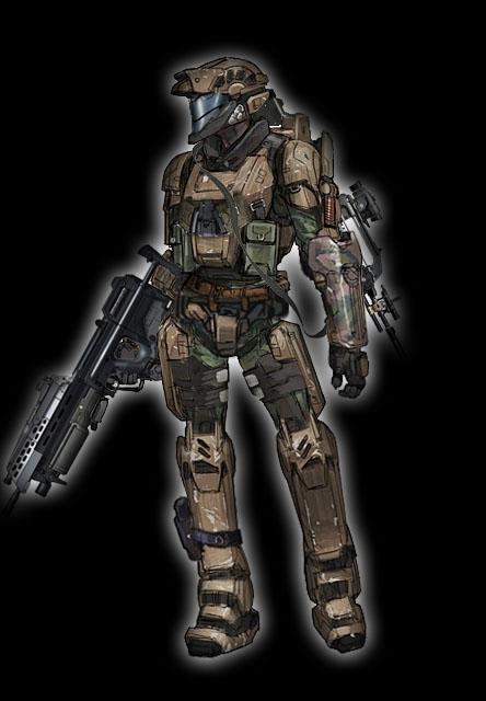 Spartan 010 by Shadowzxv