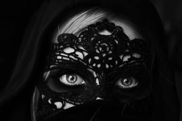 Mask by Mysterii-Art