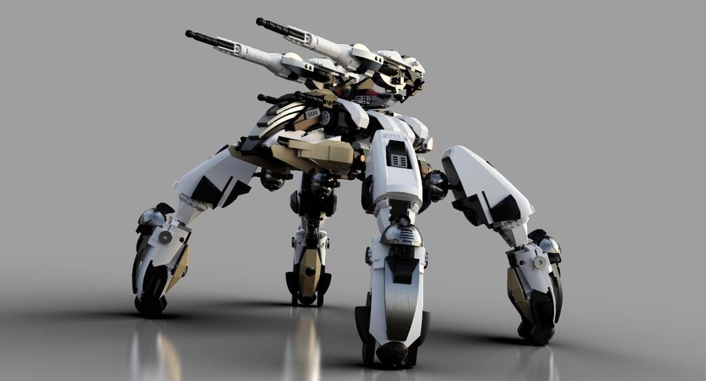 Chroma S3 Polaris - Unit 01 - Drone Tank (01) by matt0ne