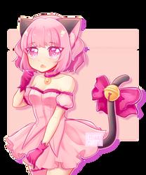 [Fanart]: Ichigo Meow Meow! by FluffyQueenz