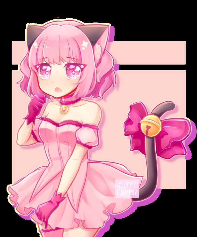 [Fanart]: Ichigo Meow Meow!