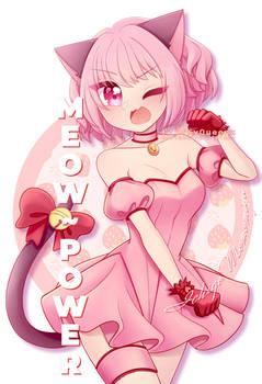 [Fanart]: Meow Power~