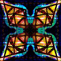 Hexa Gogh Gogh Lilly