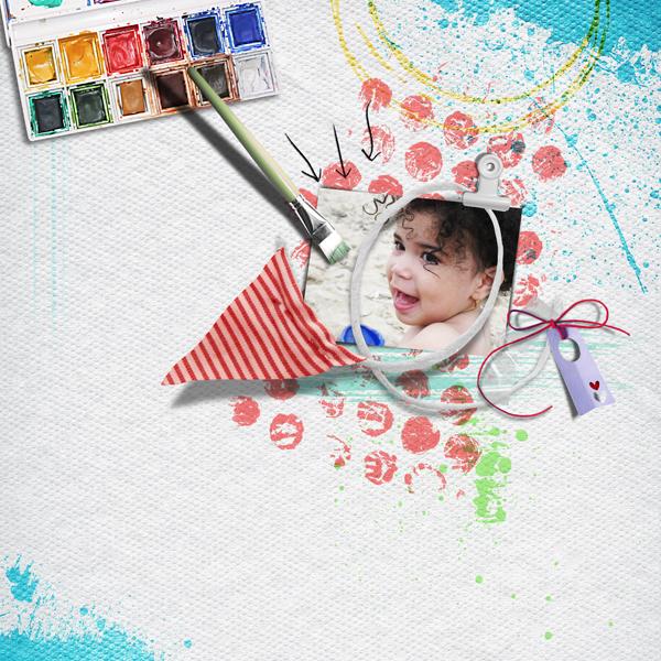 Scrap1 Colored Art by Noshay