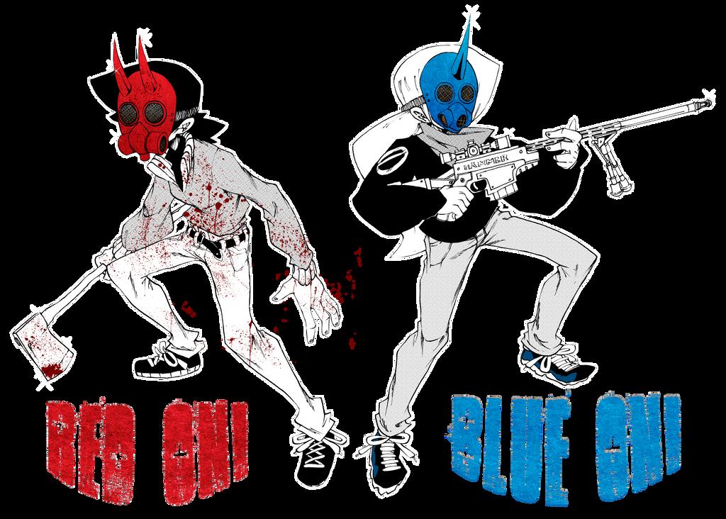 Eins Oni, Zwei Oni... by Al-Durante