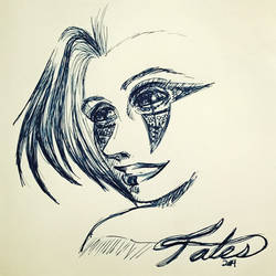 Saevel-Fates 2014 by DarkPanthra