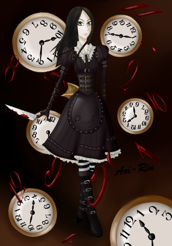 Alice: Madness Return by Aoi-Rin