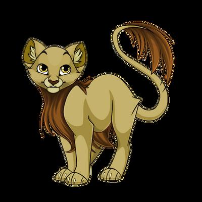cattus male lion project mockup by KilynnTor