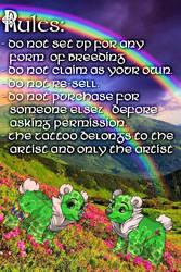 SeasonalFluff March Banner Rules by KilynnTor