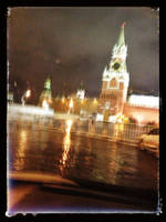 Red Square ... on the fly by Mazzacho