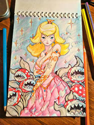 Peach Princess (Another Side)