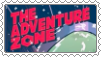 The adventure zone stamp by SumacTree