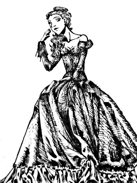 Le Fancy by Shortbread1008