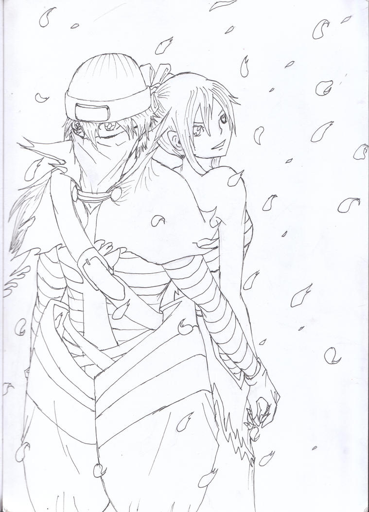 my Sketch -Holding Hands- by GaoBlueSamezuHolding Hands Love Sketch