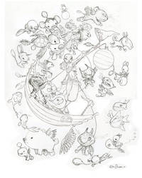Dream Catcher by alohalilo