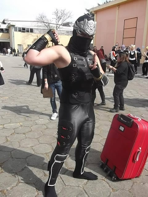 Ninja Gaiden Cosplay Costume 63547 Enews