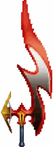 Lexaeus's Axe Sword by AncientWisemon