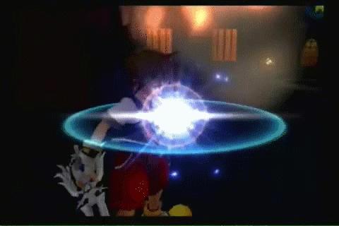Kingdom Hearts Genie Summon by AncientWisemon