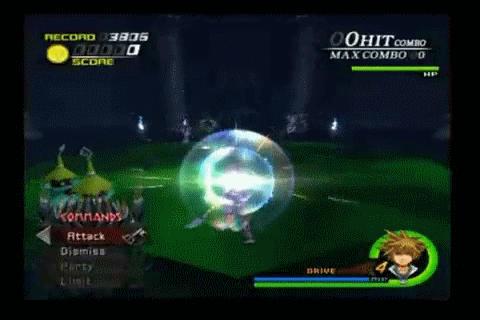 Kingdom Hearts II Stitch Summon by AncientWisemon