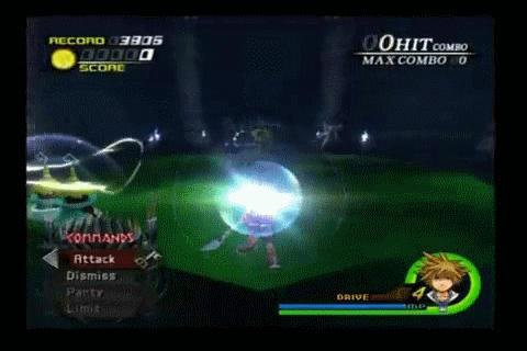 Kingdom Hearts II Peter Pan Summon by AncientWisemon