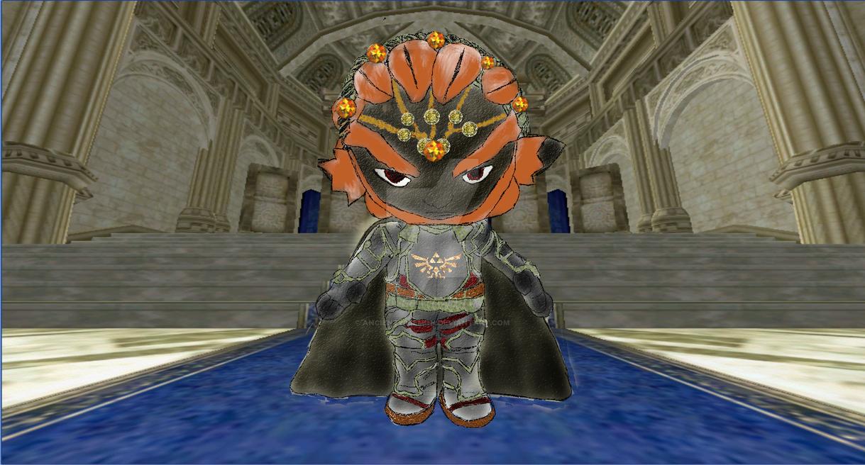 Mini Ganondorf by AncientWisemon
