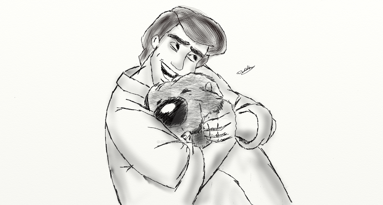 Prince Eric by AncientWisemon
