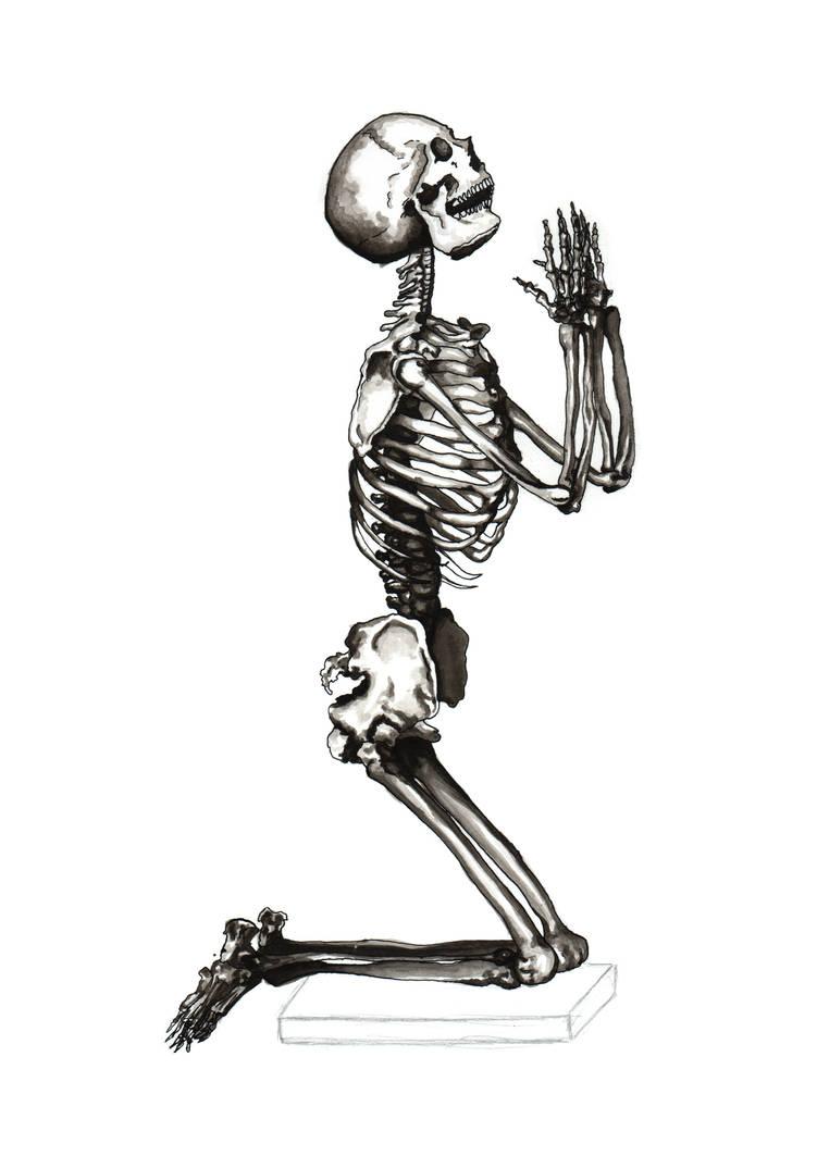 d9b80f12a A Skeleton's Prayer by HannahLouLou13 on DeviantArt