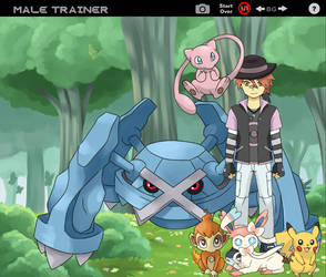 My Pokemon Trainer by Tri-xEdge