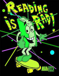 Reading is Rad!