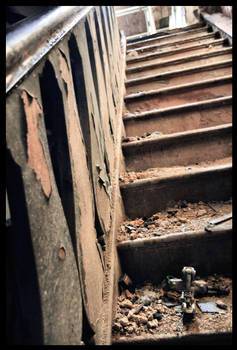 Dusty Stairs