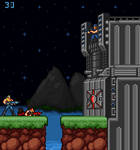 Contra: It's Time for Revenge