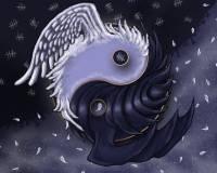 Ying yang by bonesboyx