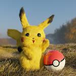 Pikachu by AhapKing