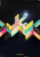 Retro Geometric by Reawake