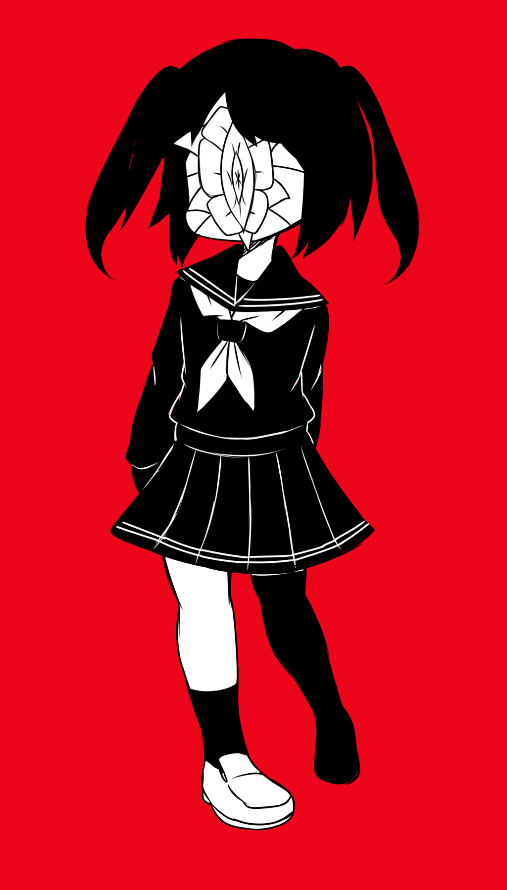 [Funtoshi City Girl] Little Miss Monster girl by OusatsuZansatsu