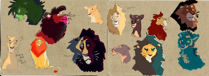 Many Lions