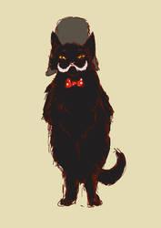 Behemoth the Cat