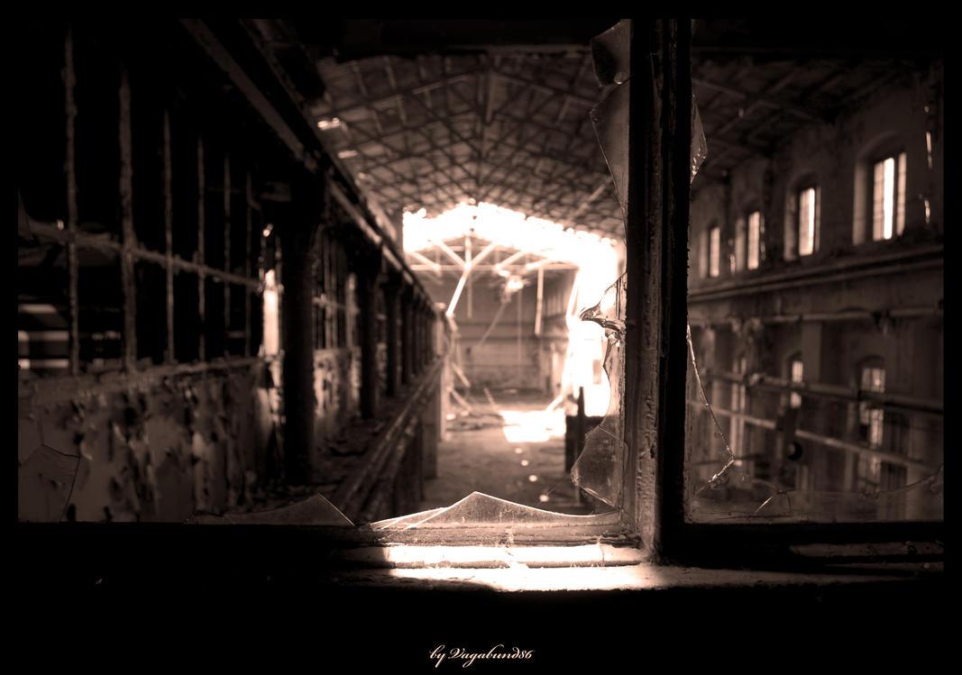 Broken Glass by Vagabund86