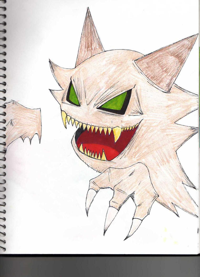 PokeSpawn2 malebolgia haunter by tempestavenger
