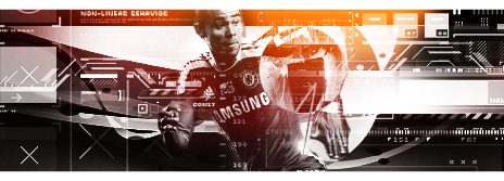 Ashley Cole // Luck feat. Leonardo SFA by LuckGraphic
