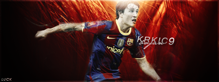 Bojan Krkic//Luck by LuckGraphic