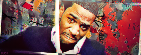 KID CUDI//LUCK by LuckGraphic