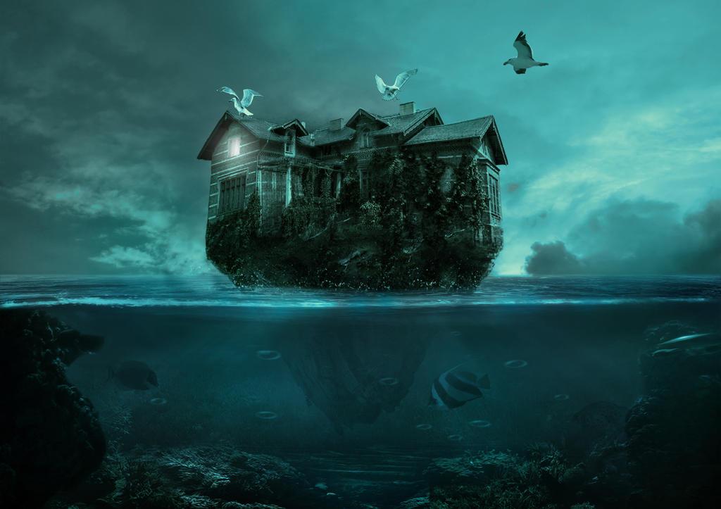 Dream house by 0-Maryo-0