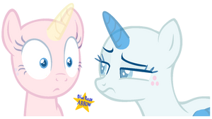 Seeing Booty For the first time be like | mlp base by BlueRoseARROW