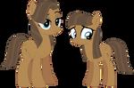 Smokey Quartz Pie|Canon Pony Relatives Challenge|