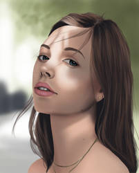Face Study #2 by JankaLo