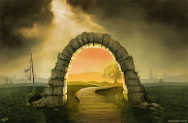 The Gateway by jerry8448