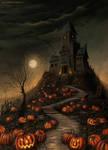 Halloween Mansion
